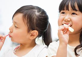 八王子の歯医者「小松歯科医院」のお子さまの予防歯科