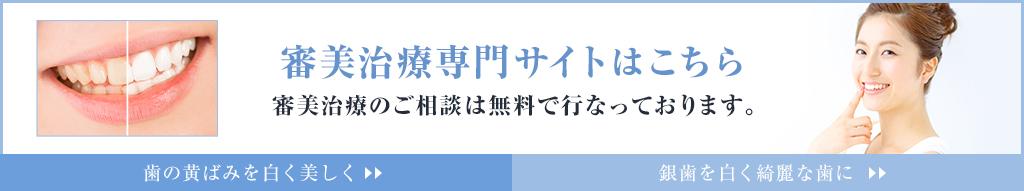 審美治療専門サイト