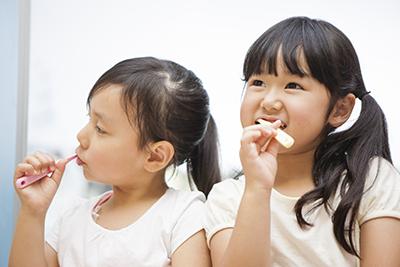八王子の歯医者「小松歯科医院」の小児歯科